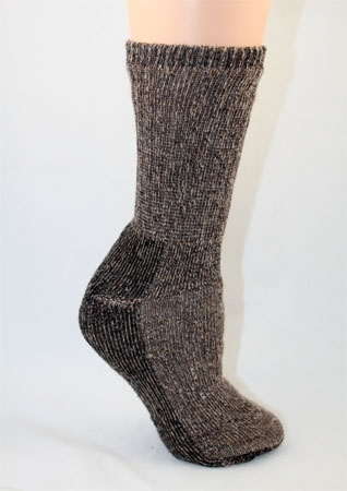 Children's Survival Alpaca Boot Socks