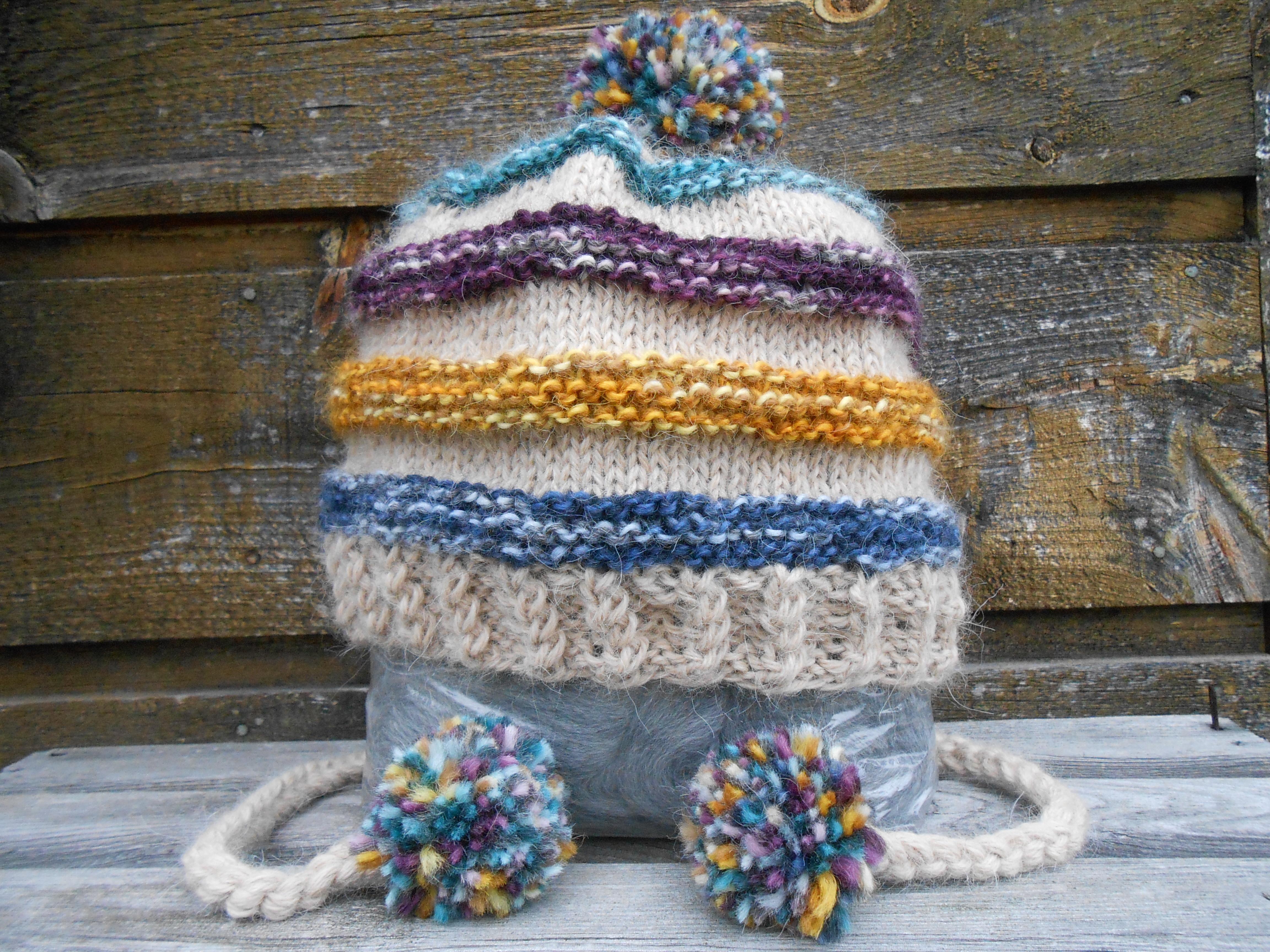 Taryn Hat Kit